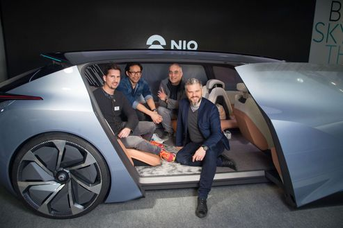 Image 16 for NIO Space at SXSW Interactive