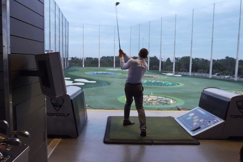 Image 3 for Season of Audi Topgolf Experience