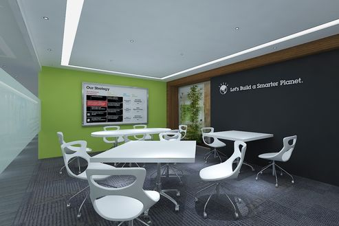 Image 4 for IBM Global Client Centers: Inspiration by Design