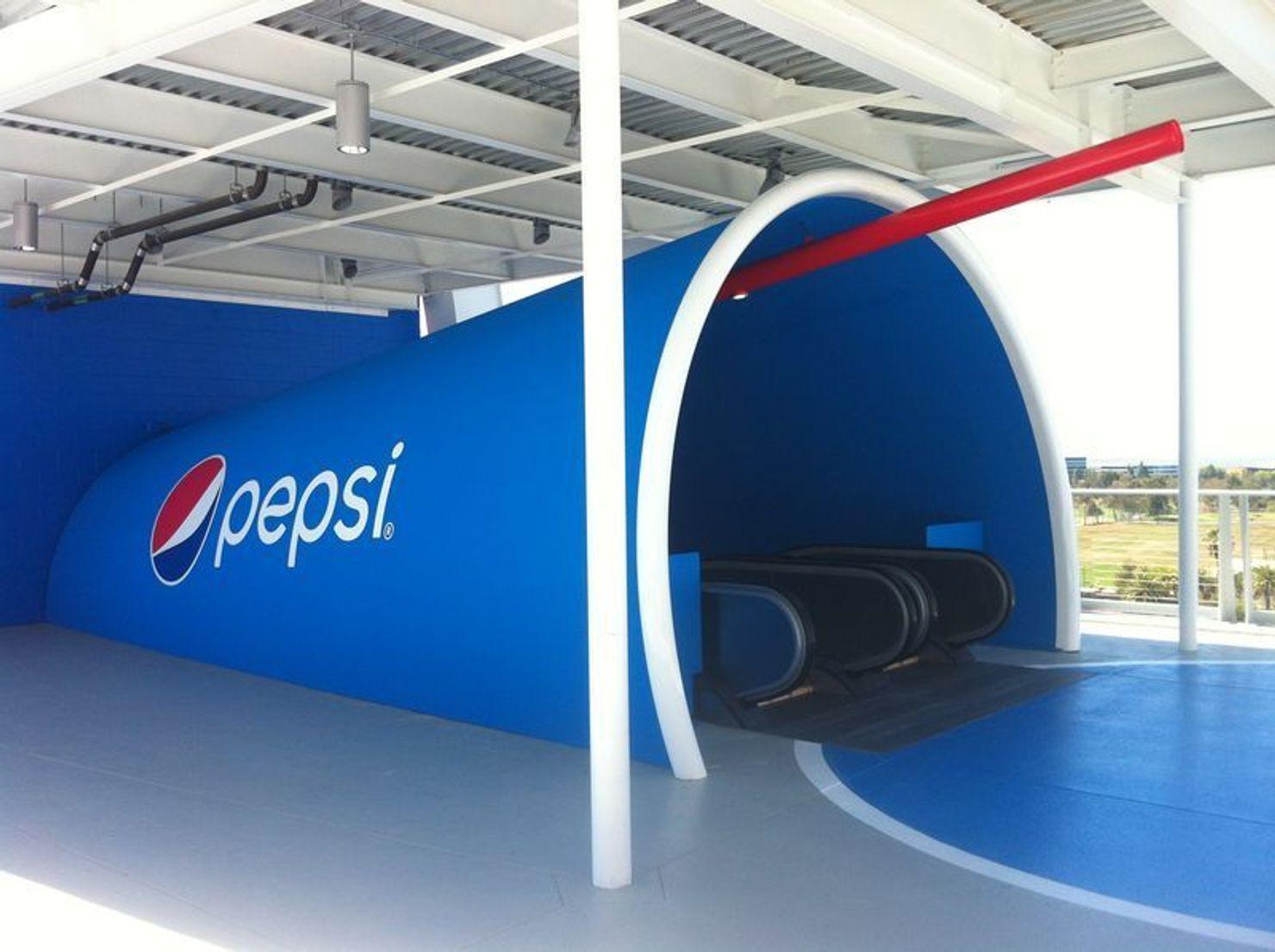 Image 1 for GPJ Experience Marketing and Pepsi Celebrate Clio Sports Award