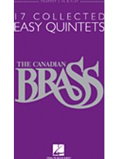 17 Collected Easy Quintets (Trumpet 2)