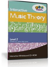 Interactive Music Theory, Level Two