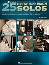 25 Great Jazz Piano Solos