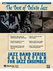 Best of Belwin Jazz: Jazz Band Collection for Jazz Ensemble [Bass]