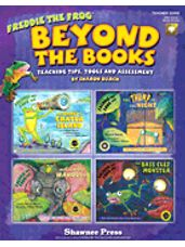 Beyond the Books – Freddie the Frog