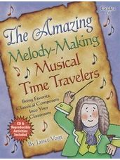 Amazing, Melody-Making Musical Time Travelers