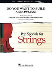 Do You Want to Build a Snowman? (from Frozen) (arr. Larry Moore)