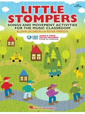 Little Stompers (Book & Audio/Video Access)