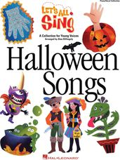 Lets All Sing...Halloween Songs