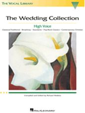 Wedding Collection, The (High Voice)
