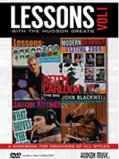 Lessons with the Hudson Greats - Volume 1