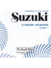 Suzuki Violin School CD, Volume 7