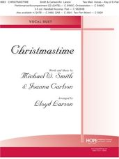 Christmastime (2 Medium Voices)