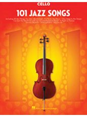 101 Jazz Songs for Cello