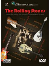 Ultimate Easy Guitar Play-Along: The Rolling Stones [Guitar]