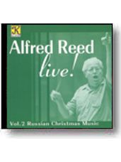 Alfred Reed Live! Vol. 2