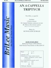 A Cappella Triptych, An