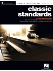 Classic Standards - High Voice (Singer's Jazz Anthology)