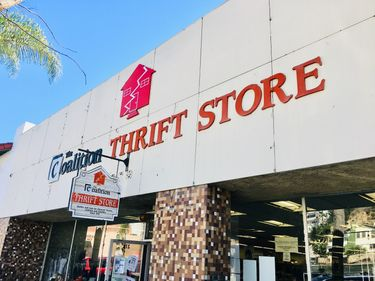 Coalition Thrift Store