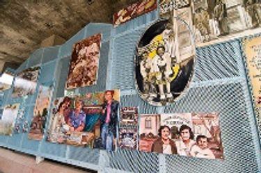 Tortilla Flats Murals